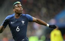 Pogba đáng ngồi dự bị tại World Cup 2018