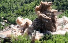 Triều Tiên hoàn tất việc dỡ bỏ bãi thử hạt nhân