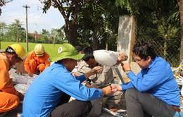 Đoàn công tác Ủy ban Quốc gia về Thanh niên Việt Nam làm việc tại tỉnh Phú Yên