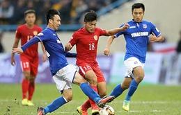 Than Quảng Ninh 1-0 CLB TP Hồ Chí Minh: Chiến thắng may mắn!