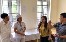 Tăng cường tin học hóa cho các trạm y tế xã