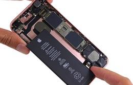 Apple sẽ hoàn trả phí thay pin cho người dùng Việt thay pin trong năm 2017