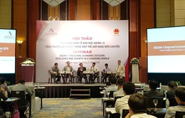 Kinh tế khu vực ASEAN+3 dự báo tăng trưởng 5,4%