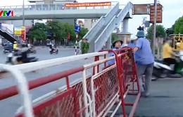 Công tác điều độ tại các đường ngang đường sắt