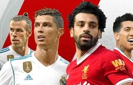 Real Madrid - Liverpool: Đại tiệc ở Kiev, 01h45 ngày 27/5 (Chung kết Champions League)