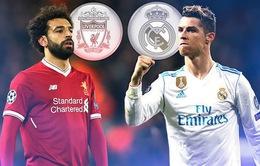 Chung kết Real Madrid – Liverpool: Cuộc so tài chờ đợi giữa C. Ronaldo và M. Salah