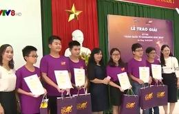 Trao giải kỳ thi toán quốc tế Kangaroo năm 2018 tại miền Trung