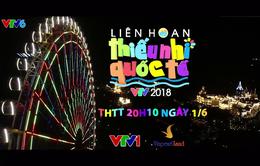 Liên hoan thiếu nhi quốc tế VTV 2018 rời trường quay đến Vinpearl Land Nha Trang