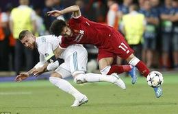 Sergio Ramos có thể đã loại Salah khỏi... World Cup 2018