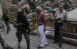 Hôm nay, Colombia bước vào cuộc bầu cử lịch sử