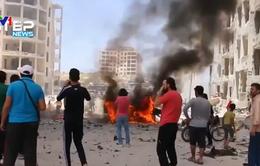 Nổ ô tô ở Syria khiến 5 người thiệt mạng
