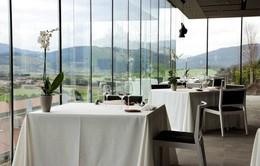 Azurmendi - Nhà hàng thân thiện môi trường