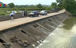 Nhiều hồ chứa thủy lợi đứng trước nguy cơ mất an toàn