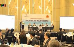 Tăng cường năng lực hội nhập tài chính cho các nước Campuchia, Lào, Myanmar và Việt Nam