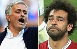 Thất bại ở Champions League: Salah gửi thông điệp đến Mourinho