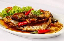 Món ngon mỗi ngày: Cá nục sốt tỏi ớt khiến cả nhà thích mê