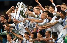 Đội hình tiêu biểu UEFA Champions League 2017/18: Real Madrid áp đảo