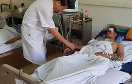 Báo động đỏ nội viện cứu hai bệnh nhân bị tai giao thông nguy kịch