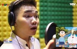 Gặp chàng trai lồng tiếng phim hoạt hình Doraemon, Conan