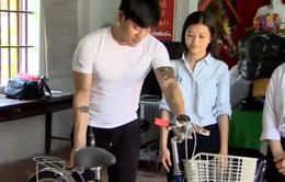 Sẻ chia tấm lòng đến học sinh nghèo tỉnh Nam Định