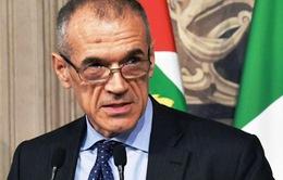Italy sẽ tổ chức tổng tuyển cử sớm