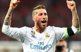 Real Madrid quyết không để Ramos sang Trung Quốc chơi bóng