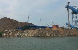 Bình Định cho phép Tân cảng Quy Nhơn tiếp tục dự án xây dựng cảng container