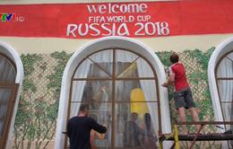 Tòa nhà với diện mạo lấy cảm hứng từ World Cup