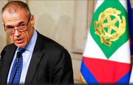 Ông Carlo Cottarelli được chỉ định làm Thủ tướng lâm thời của Italy