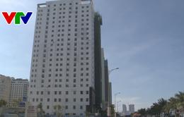 Đà Nẵng giám sát việc ngừng thi công khách sạn Eden xây vượt 129 phòng