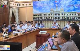 TP.HCM thất lạc bản đồ quy hoạch khu đô thị mới Thủ Thiêm