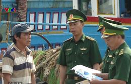 Kiên Giang công khai tàu cá và chủ tàu vi phạm