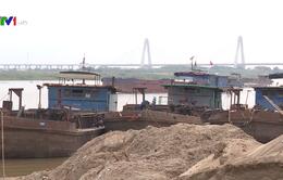 Hà Nội vẫn còn 151 bãi tập kết vật liệu xây dựng không phép