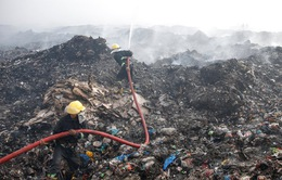 Myanmar: Hàng trăm người nhập viện do hít phải khói độc từ đốt rác