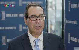 Bộ trưởng Bộ Tài chính Mỹ đến Trung Quốc đàm phán thương mại