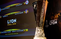 Lịch thi đấu bóng đá bán kết lượt về Europa League: Atletico – Arsenal, Salzburg – Marseille