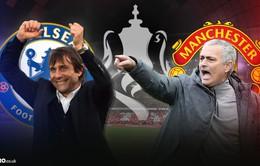 Manchester United và Chelsea đề xuất tên mới cho trận chung kết Cúp FA 2018