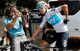 Chris Froome vẫn sẽ dự Giro d'Italia 2018
