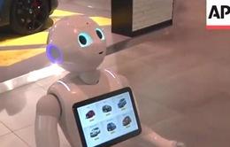 Robot tư vấn mua bán xe hơi tại Italy