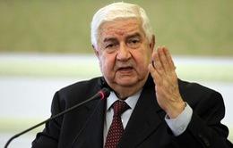 Syria khiếu nại lên LHQ hành động phi pháp của liên quân do Mỹ đứng đầu