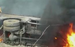 Tai nạn giao thông nghiêm trọng ở Ấn Độ, gần 30 người thiệt mạng