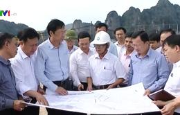 Tạm dừng giao dịch chuyển nhượng, sử dụng đất tại Vân Đồn