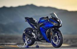"""Giá xe máy Yamaha: """"Chát"""" nhất quái thú YZF-R3"""