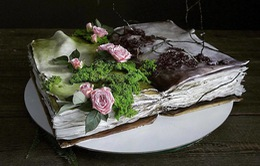 Những chiếc bánh khiến bạn xuýt xoa không dám ăn vì... quá đẹp