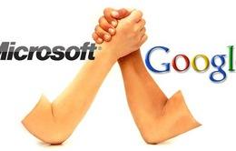 """Microsoft """"lật đổ"""" Google, hãy đợi đấy Apple"""