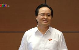"""Bộ trưởng Phùng Xuân Nhạ: """"Cơ chế xác định và thu học phí được đổi mới theo Luật Giá"""""""