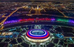 Ấn tượng kiến trúc sân vận động World Cup 2018