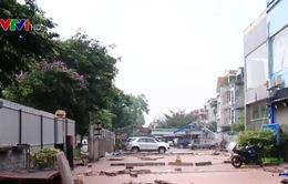 Chấn chỉnh trật tự xây dựng kênh mương ở Hà Nội