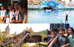 Liên hoan thiếu nhi quốc tế VTV 2018: Những hình ảnh đầu tiên từ thủy cung Vinpearl Land Nha Trang