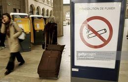 Pháp có 1 triệu người bỏ thuốc lá trong 1 năm